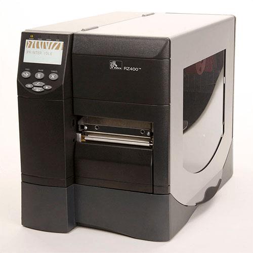 Принтер с энкодером RFID стикеров