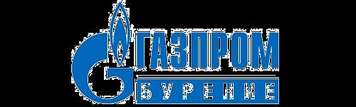 Логотип Газпром бурение